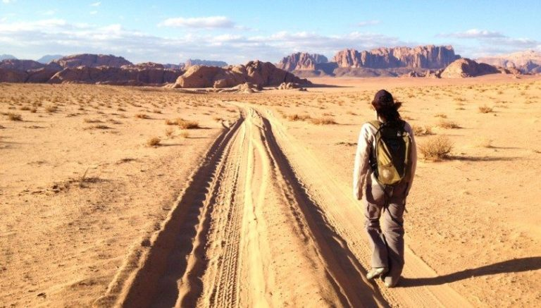 Jornada empreendedora - o deserto do empreendedor