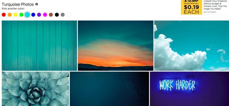 bancos-de-imagens-gratis-pexels-por-cor