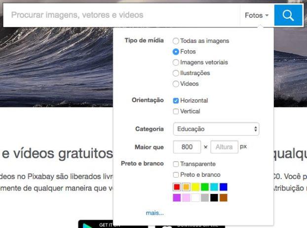 bancos-de-imagens-gratis-pixabay-campo-de-busca