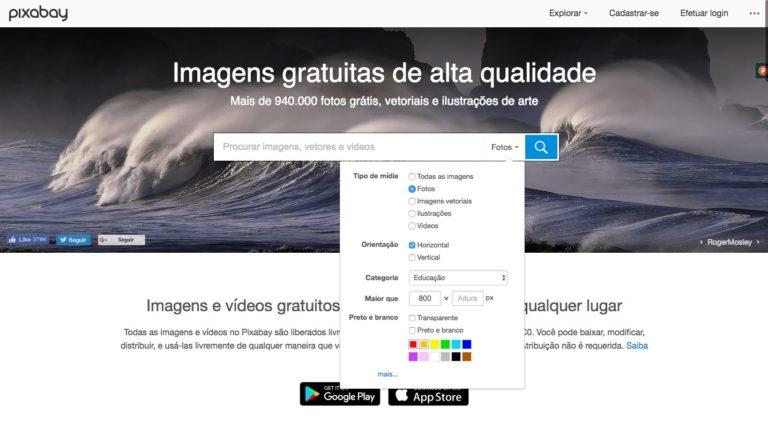 bancos-de-imagens-gratis-pixabay-site