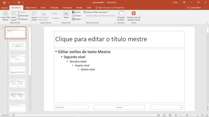 Diapositiva Principal Del Power Point Cómo Crear Editar Y