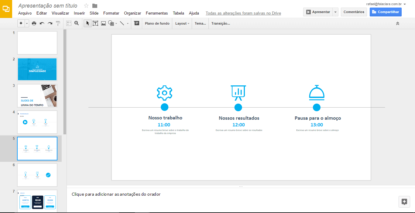 como-fazer-slide-online-google-apresentacoes-importacao-finalizada