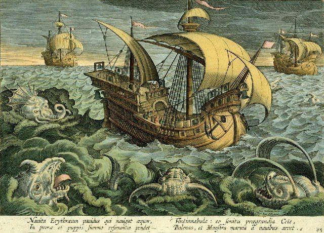 Age of navigations formed many entrepreneurs