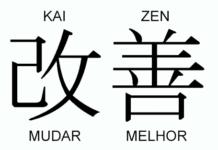 Kaizen - melhoria contínua