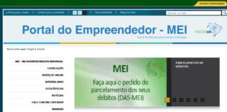 Portal do Empreendedor - MEI - Microempreendedor Individual