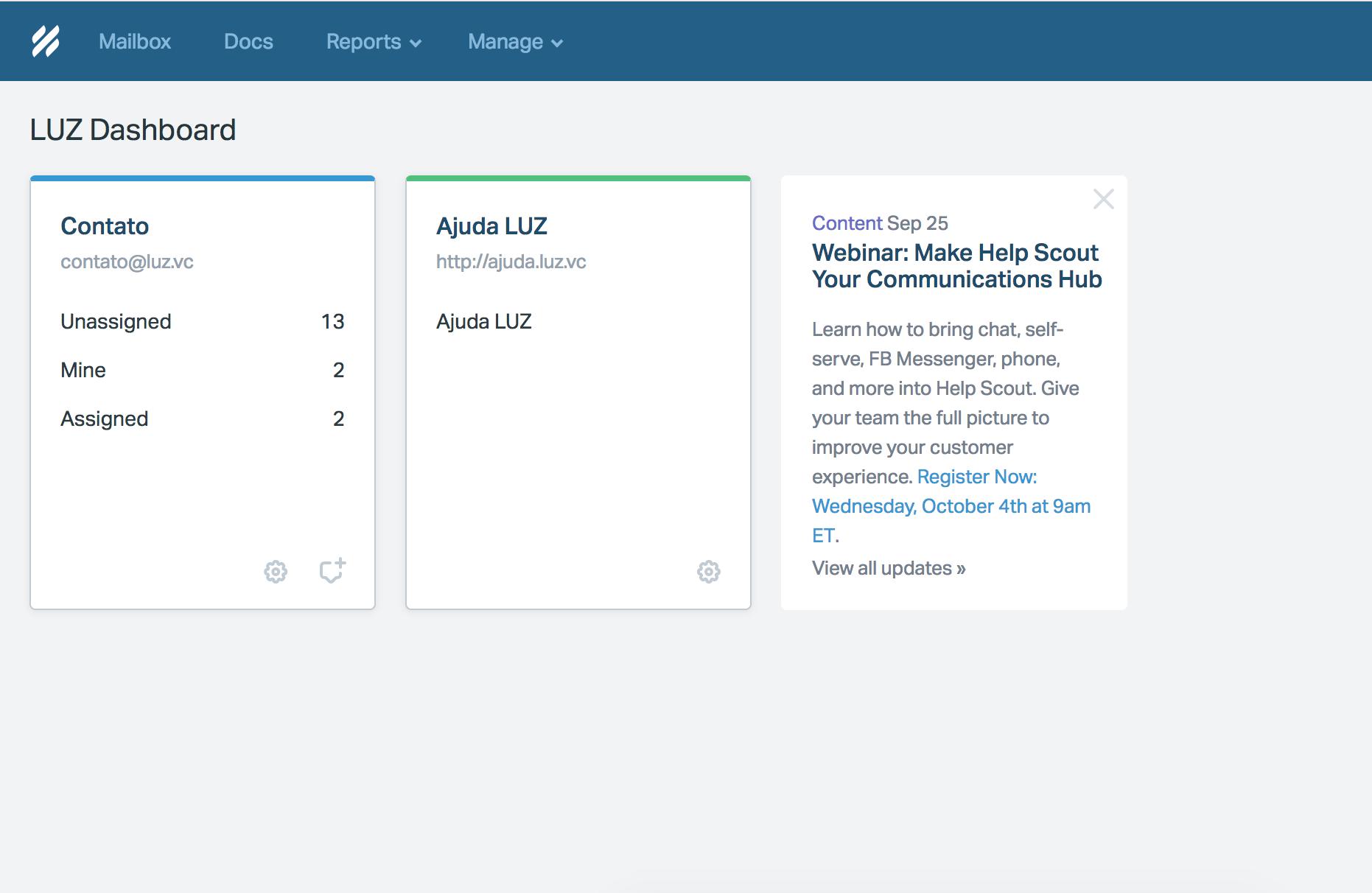 monitoramento de redes sociais helpdesk