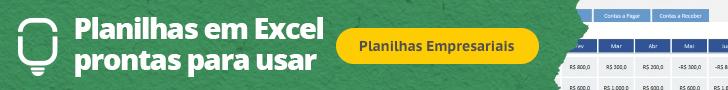 Planilhas Prontas em Excel