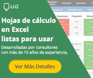 Hojas de trabajo en Excel