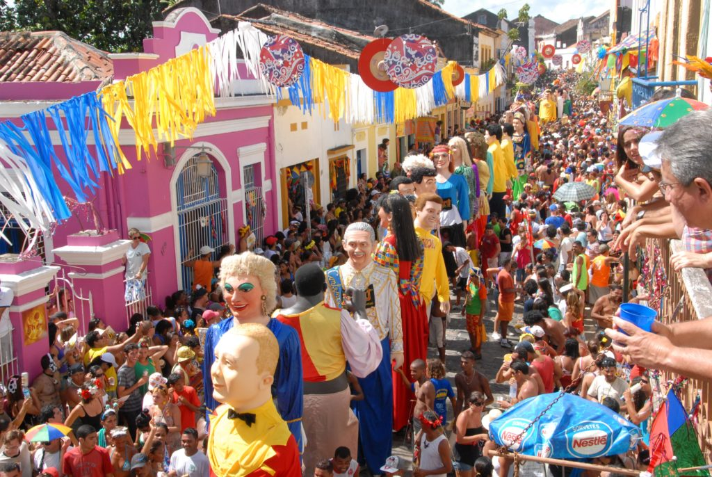 How to enjoy the Carnival to improve the Relationship with your Customer? 2