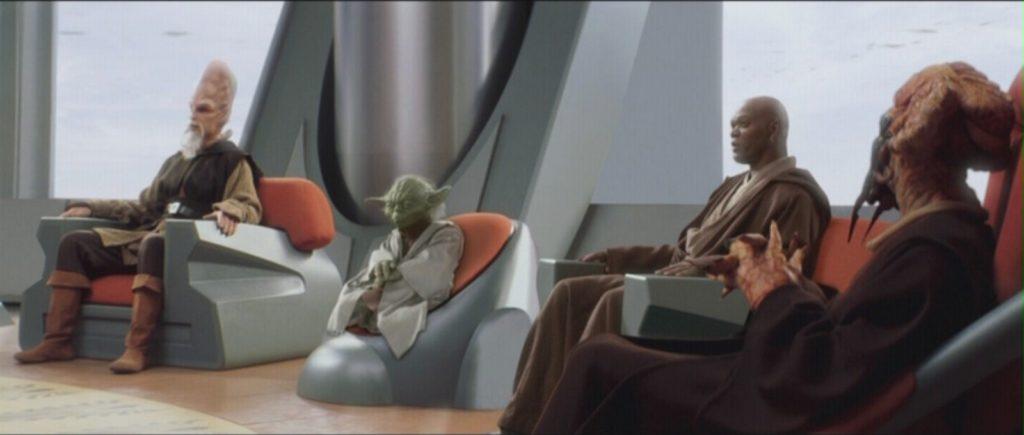 Starwars - liderança