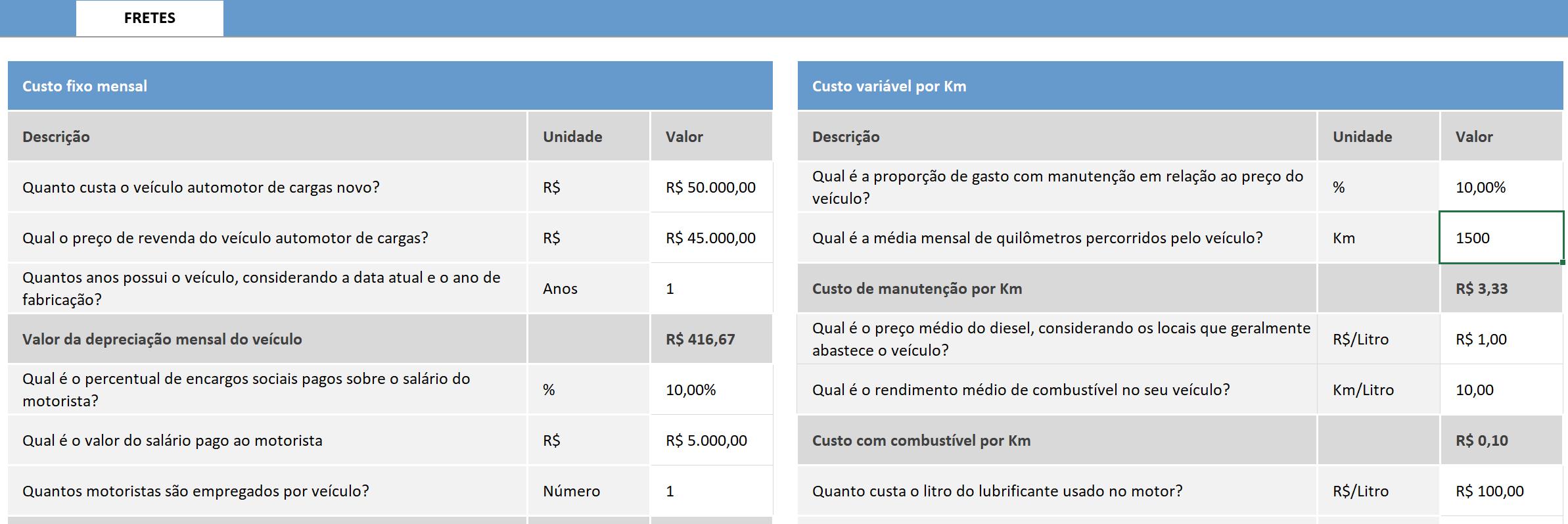 Como Calcular o Custo de Frete de Transportadoras 4