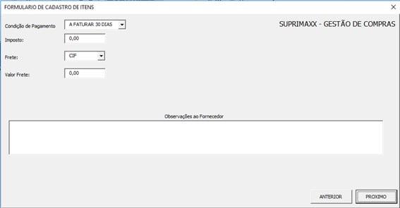 Como fazer a gestão de compras com o sistema Suprimaxx